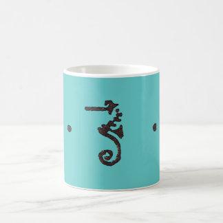 Denslow Seahorse   Coffee Mug