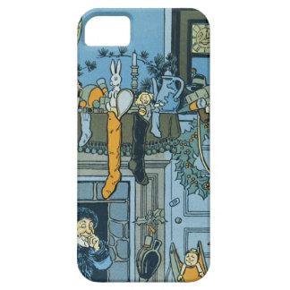 Denslow's Night Before Christmas Illustration iPhone SE/5/5s Case