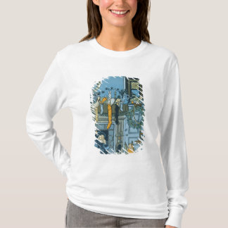 Denslow's Night Before Christmas Illustration T-Shirt