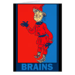 Denslow's Wizard of Oz: Brains Cards