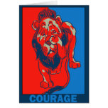 Denslow's Wizard of Oz:: Courage Card