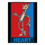 Denslow's Wizard of Oz: Heart Card