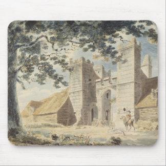 Dent de Lion, Margate, c.1791 (w/c over graphite w Mouse Pad