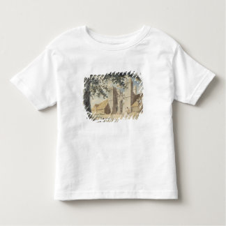 Dent de Lion, Margate, c.1791 (w/c over graphite w Toddler T-shirt