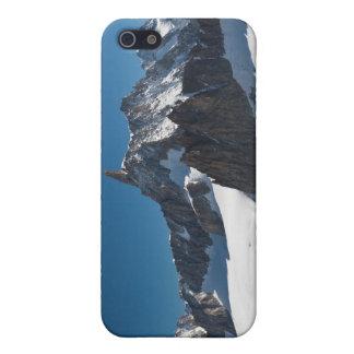 Dent du Geant - Mont Blanc iPhone 5 Carcasas