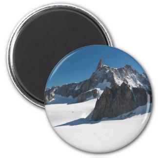 Dent du Geant - Mont Blanc Imán Para Frigorífico