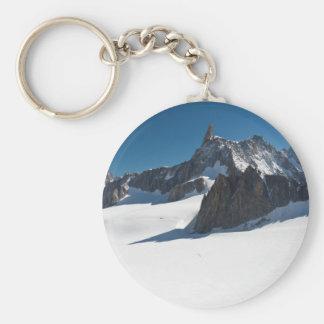 Dent du Geant - Mont Blanc Keychain