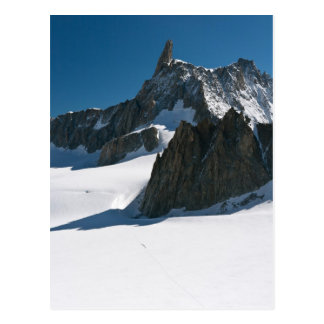 Dent du Geant - Mont Blanc Postcard