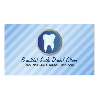 Dental Appointment Cards- Color changeable Business Card