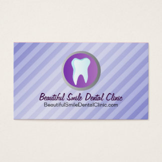 Dental Appointment Cards Template