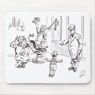 Dental Appointment Mousepads