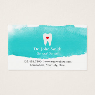 Dental Business Cards & Templates | Zazzle