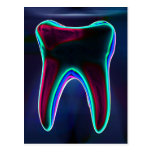 Dental art post cards