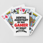 Dental Assistant by Day Gamer by Night Card Decks