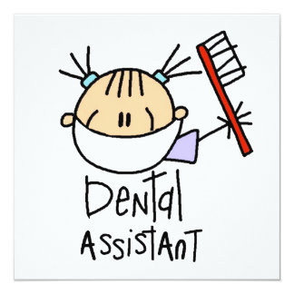 Dental Assistant Card