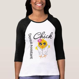 Dental Assistant Chick Shirt