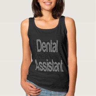 Dental Assistant Extraordinaire Tank Top