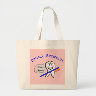 Dental Assistant Gifts Canvas Bags