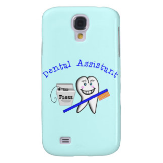 Dental Assistant Gifts Galaxy S4 Case
