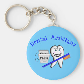 Dental Assistant Gifts Keychains