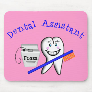 Dental Assistant Gifts Mouse Pad