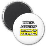 Dental Assistant .. I'm Kind of a Big Deal Magnets