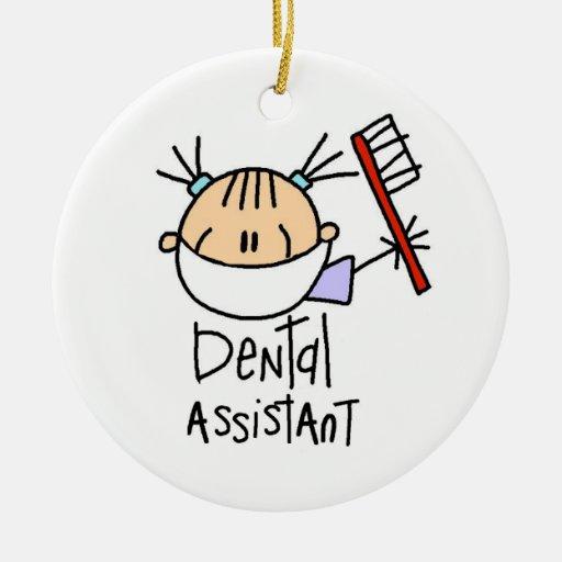 Dental Assistant Ornaments