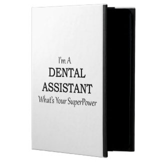 DENTAL ASSISTANT POWIS iPad AIR 2 CASE