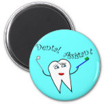 Dental Assistant T-shirts and Gifts Magnets