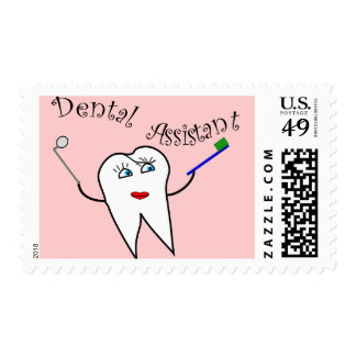 Dental Assistant T-shirts and Gifts Postage