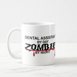 Dental Assistant Zombie Coffee Mug