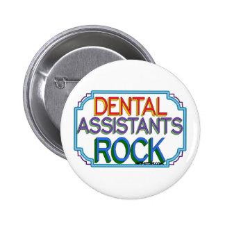 Dental Assistants Rock Button