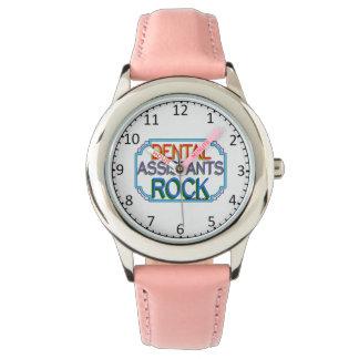 Dental Assistants Rock Watches