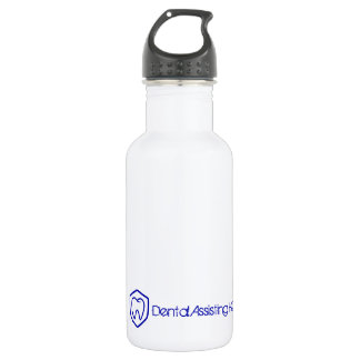 Dental Assisting HQ Water Canteen Water Bottle