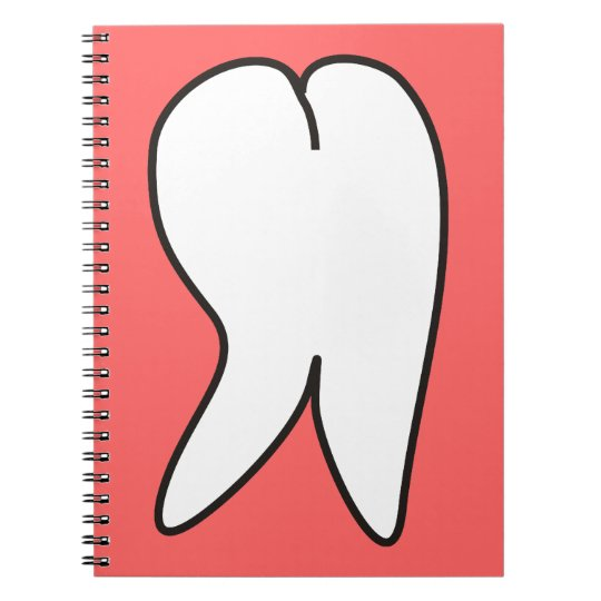 Dental Big Tooth iPhone Cases Notebook