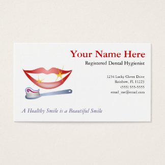 Dental Business Cards & Templates | Zazzle