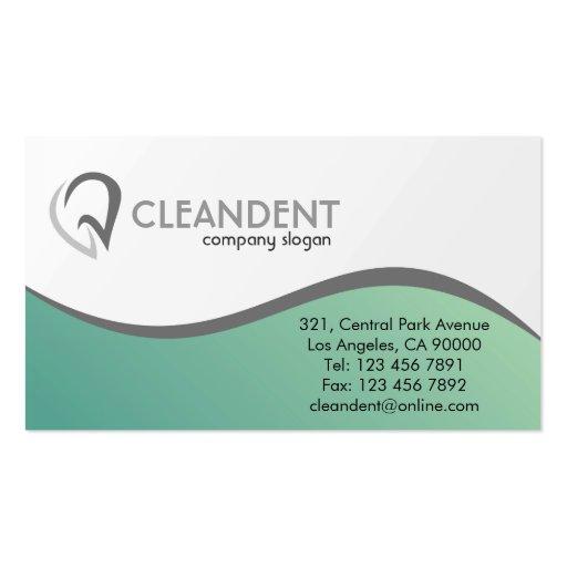 Dental - Business Cards
