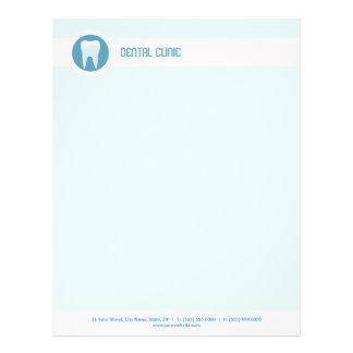 Dental Clinic letterhead
