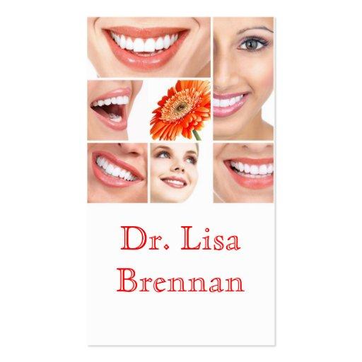 Dental / Dentist / Dentistry Business Card