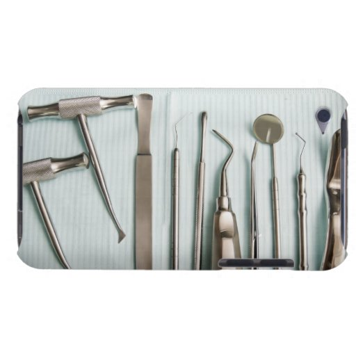 Dental Equipment iPod Touch Case