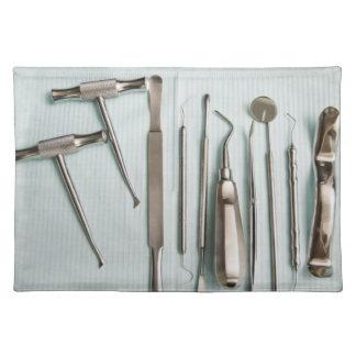 Dental Equipment Cloth Place Mat