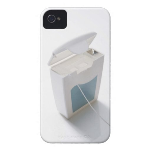 Dental floss iPhone 4 covers