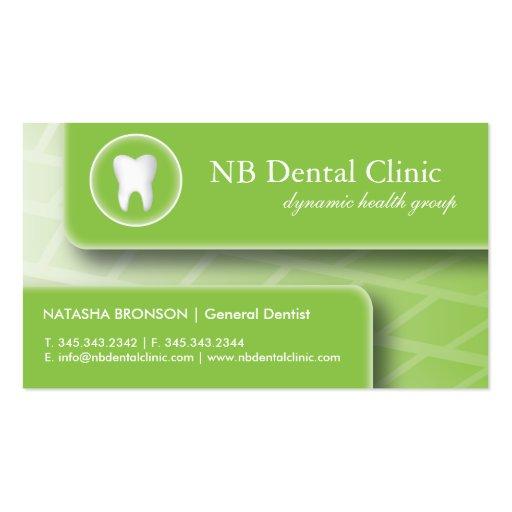 Dental / General Dentist Business Cards