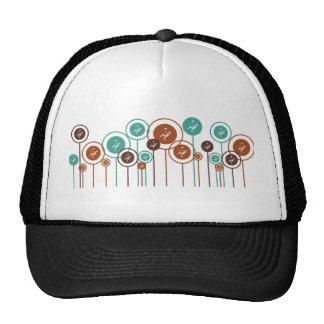 Dental Hygiene Daisies Hat