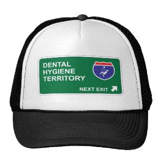 Dental Hygiene Next Exit Trucker Hats