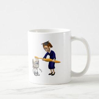 Dental Hygiene or Dentist Graduation Gifts Coffee Mug