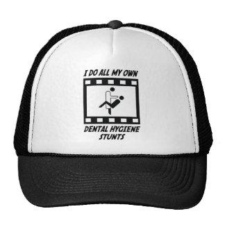 Dental Hygiene Stunts Mesh Hats