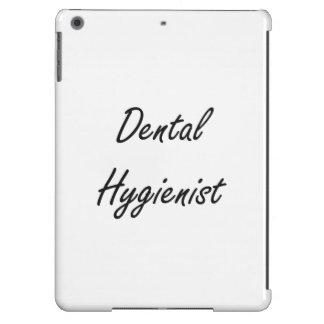Dental Hygienist Artistic Job Design iPad Air Case