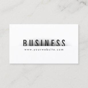 Dental hygienist business cards templates zazzle dental hygienist bold text minimalism business card colourmoves