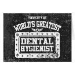 Dental Hygienist Cards